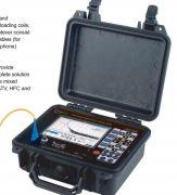 Thiết bị đo cáp quang 2 trong 1 OTDR + MTDR Mini OMTDR 1000
