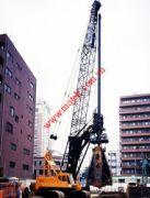 Cáp thép chịu lực treo cẩu trục: Crane, Ladle, Tramway, Fishery, Elevator, Tower, Construction, Mill