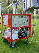 Thiết bị xử lý và thu hồi khí SF6