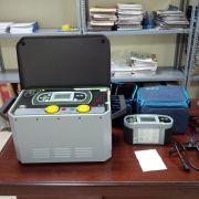 Dịch vụ đo, kiểm, cho thuê thiết bị phân tích điện trở đất, điện áp bước, điện áp tiếp xúc trọng TBA