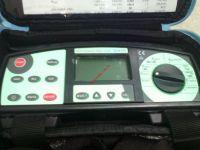 Thiết bị đo tiếp địa, đo điện trở đất, đo điện trở tiếp điện