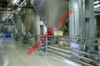 Hệ thống phun làm sạch bồn, bể chứa