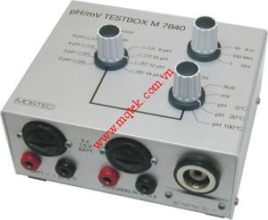 Thiết bị mô phỏng, hiệu chuẩn pH/mV
