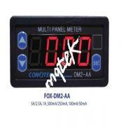 Bộ hiển thị dòng điện xoay chiều FOX-DM2-AA(0-5AC)