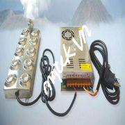 Bộ máy tạo ẩm phun sương