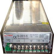 Bộ nguồn Sunwor 5V-40A công suất 200W