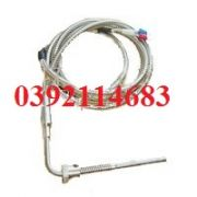 Cặp nhiệt điện Thermocouple sheath with a metal hose
