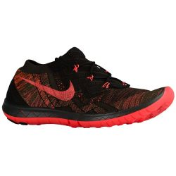 Nike Free 3 0 Flyknit 2015 Black Hot 2467