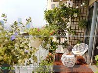 Ban công chung cư-Vườn hoa ban công Chung cư 88 Láng Hạ