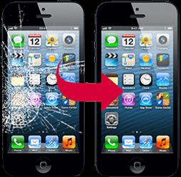 Thay màn hình, kính Iphone 5,6,7 và 7 plus giá siêu rẻ tại 308 Thái Hà