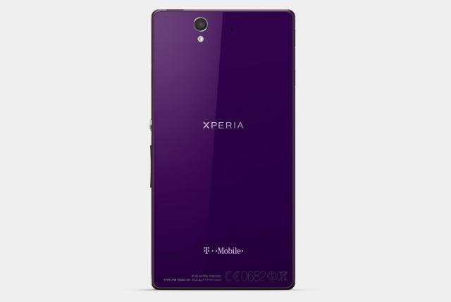 Kính lưng Sony Z1s (T.Mobile))