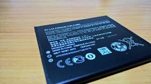 Pin nokia N540