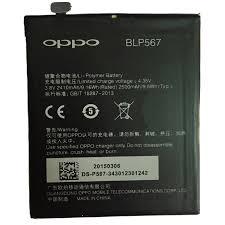 pin oppo r8001
