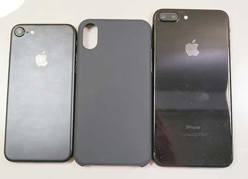 Nắp lưng iphone 8