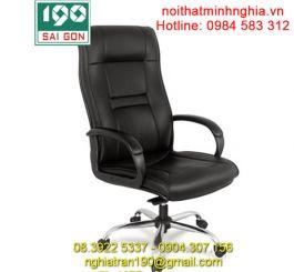 Ghế xoay 190 Sài Gòn - GX201B-M