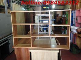 giá sách treo 120 GST1200 gỗ tự nhiên