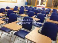 ghế liền bàn hòa phát G04B-M