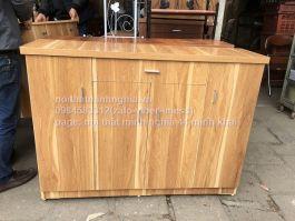tủ giày gỗ công nghiệp 120x85x32 màu 195