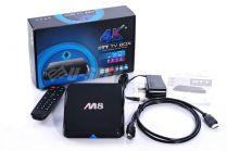 Adroid Box TiVi ENY M8s RAM 2GB / ROM 8GB