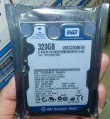 "Ổ cứng laptop WD 320GB sata 2.5"""