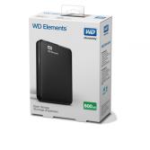 Ổ CỨNG GẮN NGOÀI WD ELEMENT 500GB 2.5 inch USB 3.0