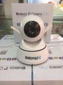 Camera IP WIFI/3G Siepem Chất lượng 960P  2 Râu, Xoay 355 độ