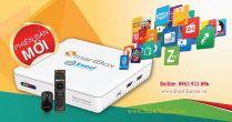 VNPT SmartBox V2 chính hãng RAM 2GB chíp lõi tứ, tốc độ cao.