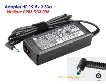 Sạc HP 19.5v 3.33a chân kim nhỏ