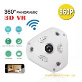 Camera Ốp trần IP VR PANORAMA V1 - 1.3 MPX 960P