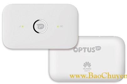 Bộ phát WiFi từ SIM 4G Optus Huawei E5573 4G WiFi Modem