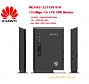 Bộ Phát WiFi Di Động 4G HUAWEI E5172 có cổng LAN tốc độ 150Mbps, hỗ trợ 32 users