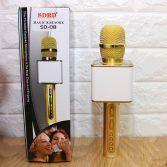 Micro Karaoke kèm Loa bluetooth SD-08