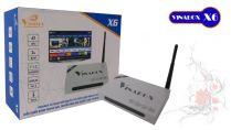 VINABOX X6 - CHIP LÕI TỨ, RAM 2GB - ĐIỀU KHIỂN BẰNG GIỌNG NÓI