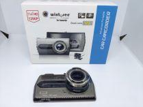 Camera hành trình WintoSee V3 siêu nét 1296P - tích hợp camera lùi