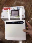 Bộ phát wifi 4g lte huawei B593 tốc độ cao , hỗ trợ 32 user