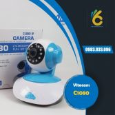 Vitacam VT1080 – Camera Ip Wifi 1080P – 2.0Mpx Full HD – Xoay 355 độ, đàm thoại 2 chiều