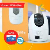 Camera IP Wifi 2.0MP IMOU IPC-A22EP (Ranger 2)