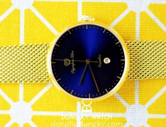 Đồng hồ Dũng Kỳ TP Vinh giới thiệu bộ sưu tập đồng hồ nam từ 2-4 triệu