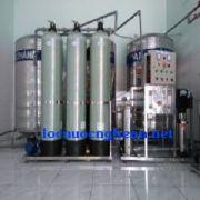 Máy lọc nước công nghiệp 1250 lít