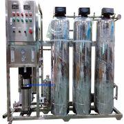 hệ thống xử lý nước cấp phòng mổ