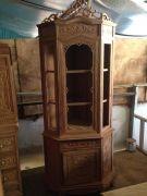 Tủ Rượu Gỗ Hương Vân 60cm