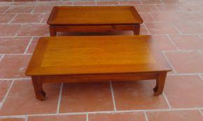 Bàn Ôsin kiểu nhật gỗ xoan đào
