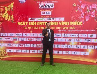HOANGNGUYENCCTV.COM- Nhà tài trợ Bạc Hội IT Vĩnh Phúc