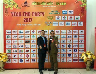 Hoàng nguyễn - TVT & Ebitcam  nhà tài trợ kim cương cho IT khu vực cầu giấy