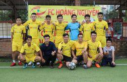 Hoàng Nguyễn Tham Gia Giải Hikvision Cup 2018