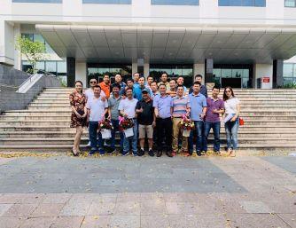 Hoangnguyencctv.com tham dự giải tennis cctv miền trung lần 1 và cùng chung tay chia sẻ bệnh Nhân ung thư tại bệnh viện ung biếu Đà nẵng