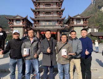 Hoàng Nguyễn CCTV sang thăm quan và giao lưu hãng Ebitcam