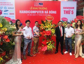 HOANNGUYENCCTV.COM Tham dự lễ khai trương showroom thứ 5 Hà Nội computer