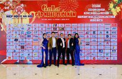 HOANGNGUYENCCTV.COM Tham dự GALA IT Hà Nội 2018