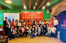 HOANGNGUYENCCTV.COM Tổng kết cuối năm và tất niên 2018 toàn thể thanh viên trong công ty